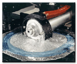 Fully Automated Semiconductor Silicon Wafer Dicing