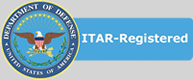 Syagrus is ITAR Registered